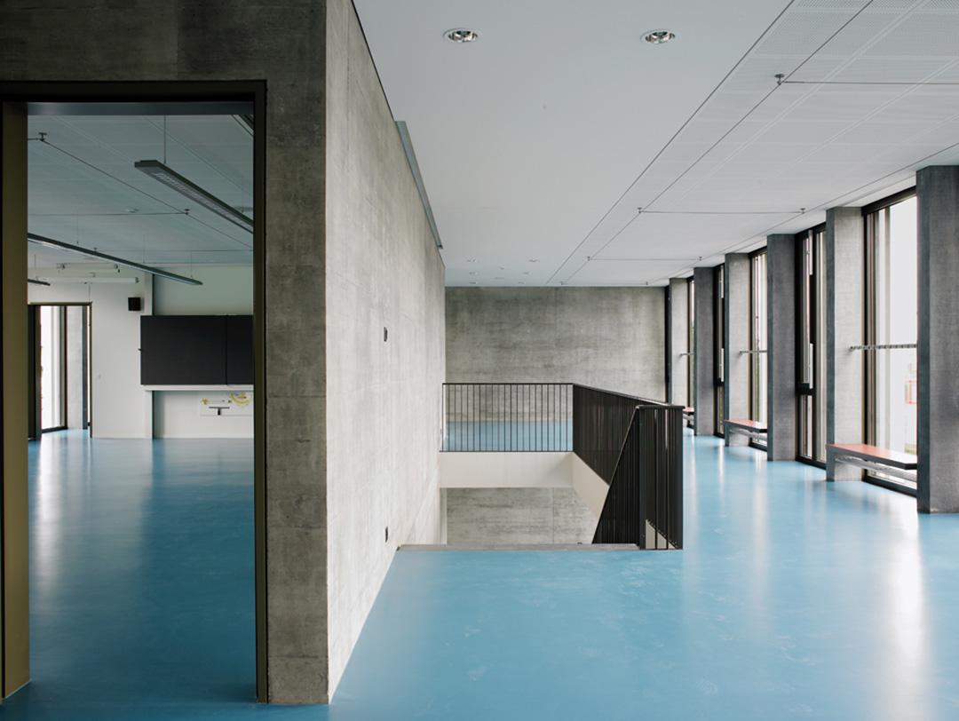 pfarch_Guthirt_Ansicht_Treppenhaus