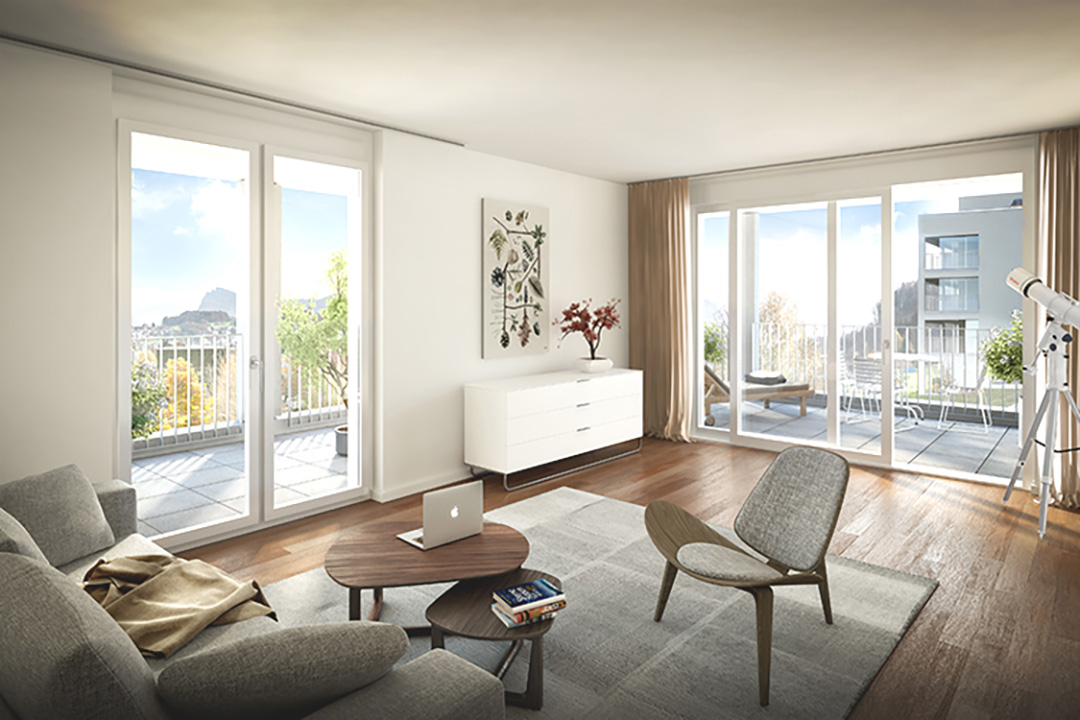 pfarch_Unter_Sidhalden_3_5_Visualisierung_Wohnzimmer